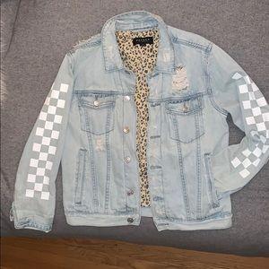 Los Angeles Denim jacket